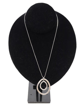 Yvel Sterling Silver Necklace