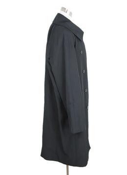YSL Black Nylon Trenchcoat 2