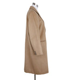 Max Mara Neutral Tan Camel Hair Coat 2
