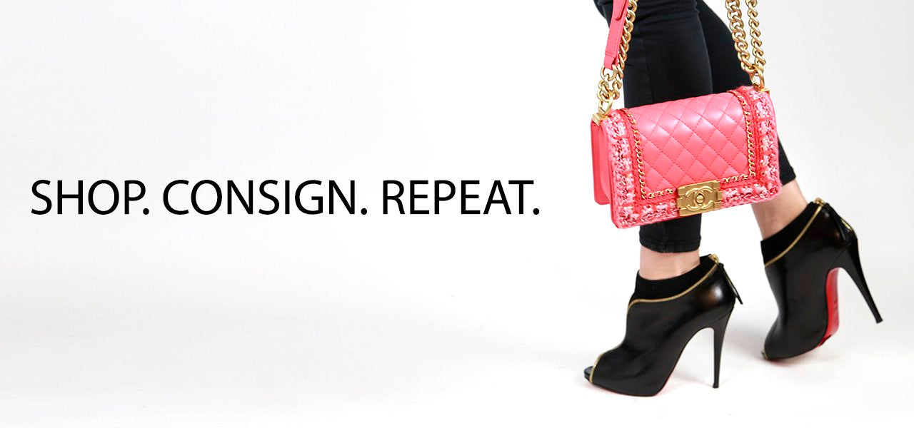 Shop. Consign. Repeat.