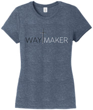 Load image into Gallery viewer, WayMaker Women's Tee