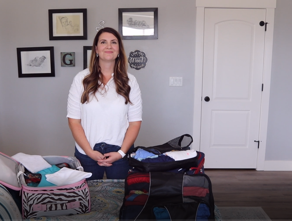 Alyson's Family Trip Packing and Organizational Tips for Lots of Kids / Big Families