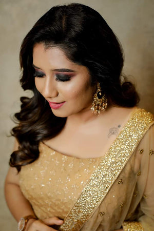 Golden Annarkali