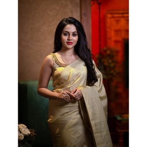 Pure kanchivaram silk saree