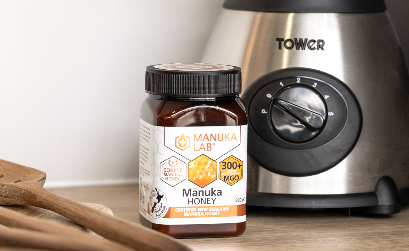 5 way's you can sweeten your life with Mānuka Honey