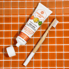 Triple Action Toothpaste - Manuka Lab UK