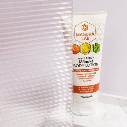 Triple Action Body Lotion - Manuka Lab UK
