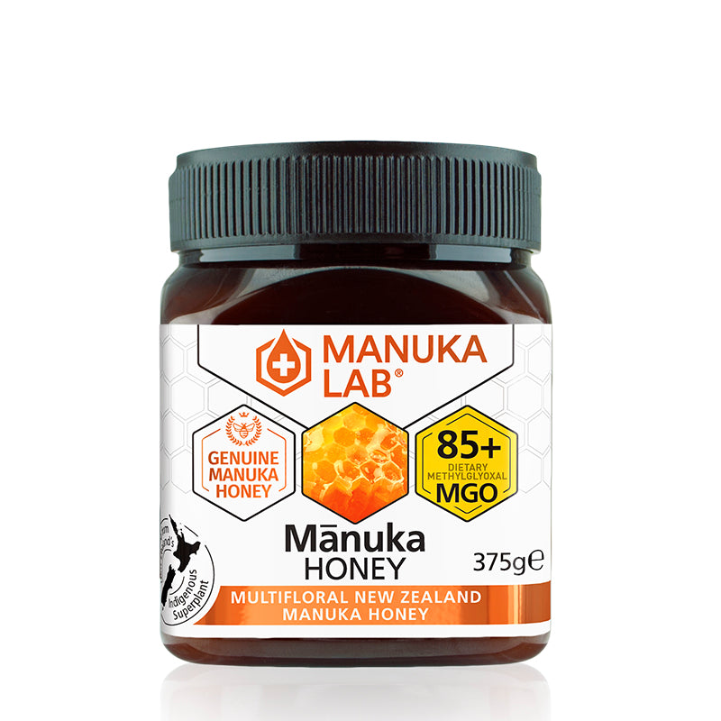 Mānuka Honey 85+ MGO 375G - Manuka Lab