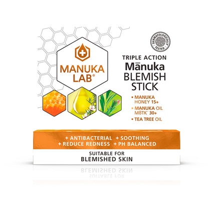Triple Action Blemish Stick - Manuka Lab UK