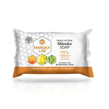 Triple Action Soap - Manuka Lab