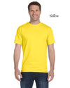 Shirt Cotton 5280 Light & Medium Hanes Adult 5.2 oz. ComfortSoft®