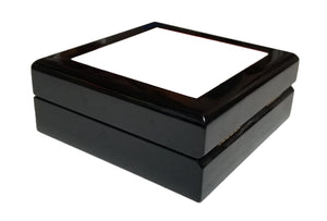 Keepsake Box Black Laquer
