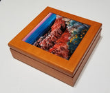 "Keepsake Box Cherry Elite 4""x4"" & 6""x6"" tile"