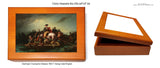 "Keepsake Box Cherry Elite w/ 6""x8"" Tile"