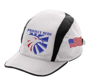 Project Hero Eagle Crest Ride Cyclone Performance Cap
