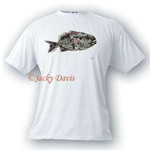 FishTales Trigger Fish Men's T-Shirts