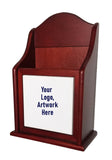 Desk Letter Holder Single