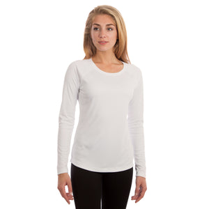 Ladies Solar Long Sleeve Curve Performance Shirts