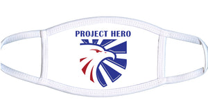 Project Hero Eagle Crest Face Mask