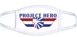 Project Hero Wings Face Mask