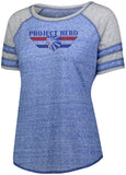 Project Hero Wings Ladies Football Style Jersey