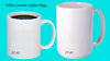 Coffee Mugs White