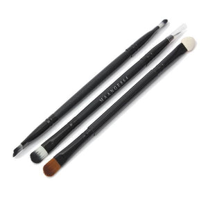 20Pcs Professional Black Makeup Cosmetic Brushes Set Kit