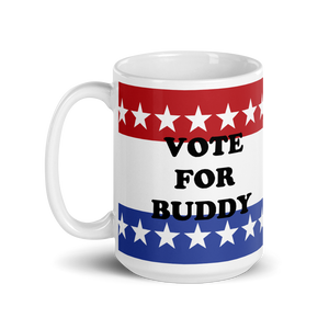 Vote for Buddy Mug