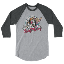 Load image into Gallery viewer, NEW! Buddy Mercury with Lil Sis raglan shirt