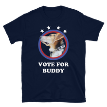 Load image into Gallery viewer, Vote for Buddy Adult Tee
