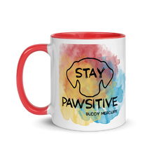 Load image into Gallery viewer, NEW! Stay Pawsitive Mug