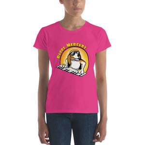 On the Keys: Ladies Fit Tee