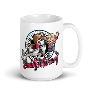 NEW! Buddy Mercury with Lil Sis Mug