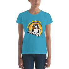 Load image into Gallery viewer, On the Keys: Ladies Fit Tee
