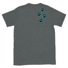 Load image into Gallery viewer, Stay Pawsitive Unisex Tee