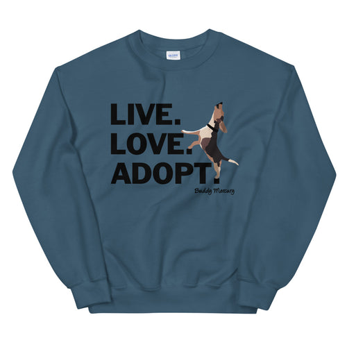 NEW! Buddy Mercury Sweatshirt