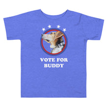 Load image into Gallery viewer, Vote for Buddy Toddler Tee