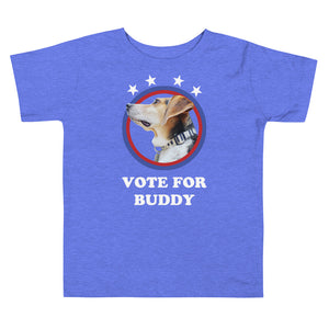 Vote for Buddy Toddler Tee