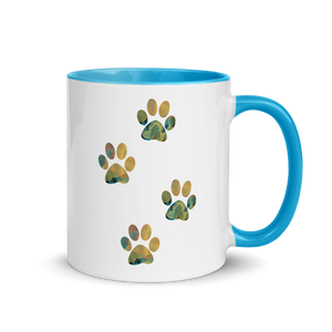 NEW! Stay Pawsitive Mug
