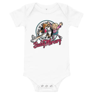 NEW! Buddy Mercury with Lil Sis Baby Onesie