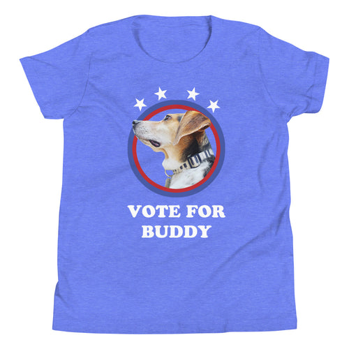 Vote for Buddy Youth Tee