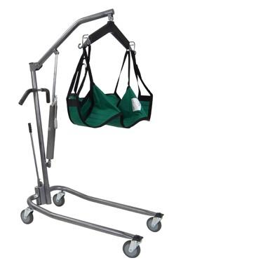 Hoyer lift - Hydraulic Standard Patient Lift With Six Point Cradle