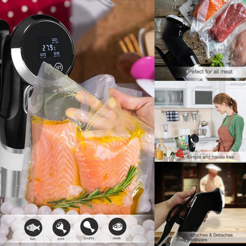 Sous Vide Machine Suvee Cooker