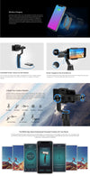 Mallcubes™ - MINI 3-Axis Handheld Gimbal Stabilizer for Smartphone and GoPro