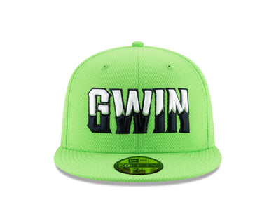 Gwinnett Stripers New Era GWIN Batting Practice Youth 5950 Cap