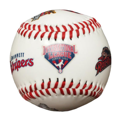 Gwinnett Stripers International League Logo Baseball