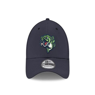 Gwinnett Stripers New Era Home 39Thirty Flex Cap- Navy