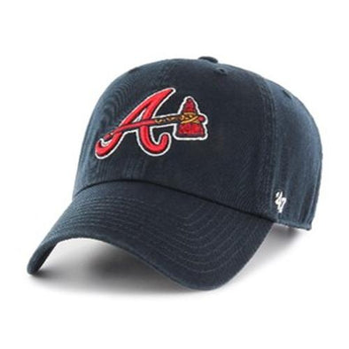 Atlanta Braves '47 Alternate A Clean Up Cap