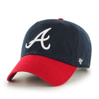 Atlanta Braves '47 Home Clean Up Cap