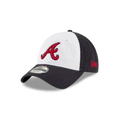 Atlanta Braves New Era Navy/White 920 Cap
